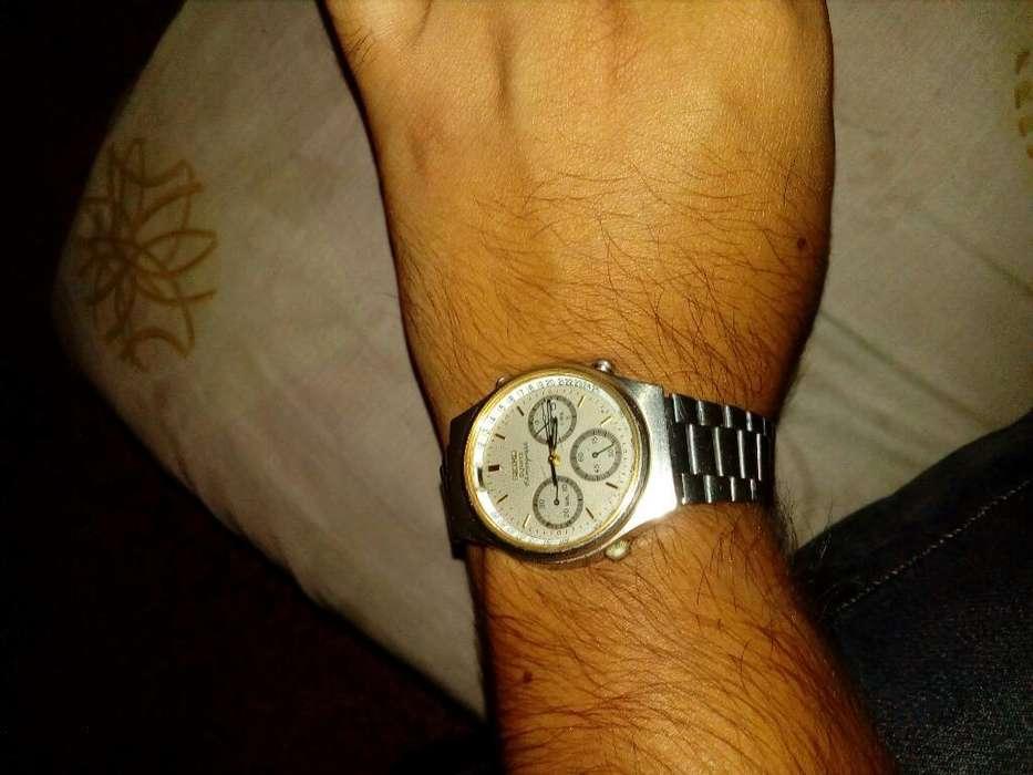 Vendo Reloj <strong>seiko</strong> Original 8/10