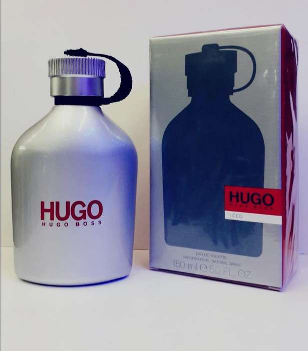 Perfume Hugo Boss Iced