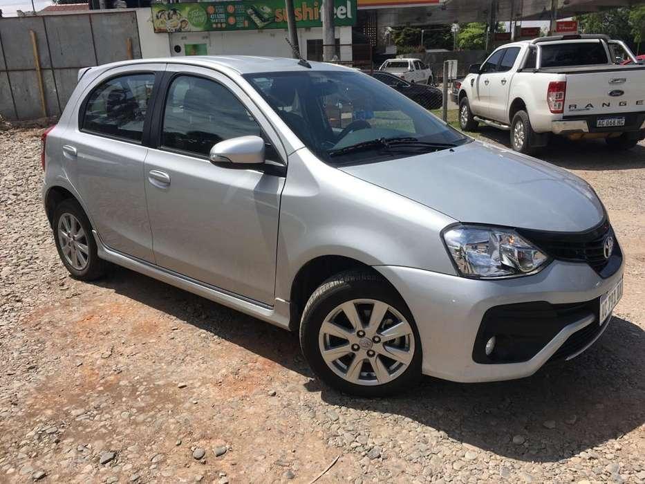 Toyota Etios 2018 - 15000 km