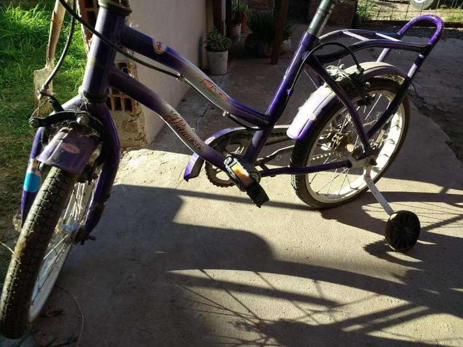 Vendo Bici Rod 14. 1500