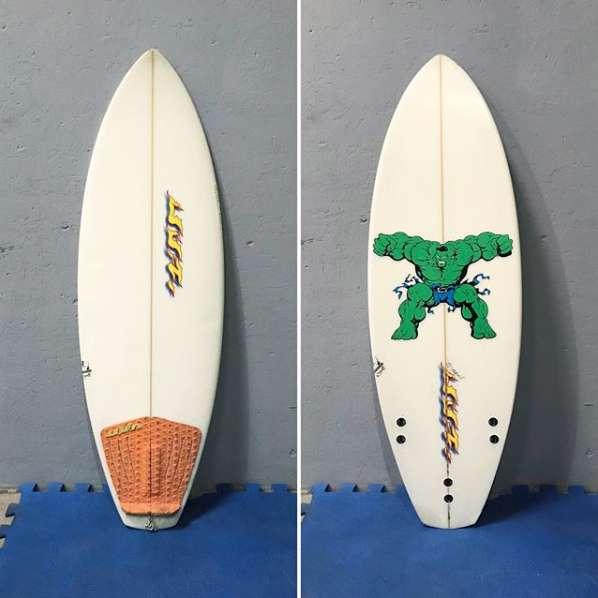 Tabla de surf Uva Surfboards Para niño 48