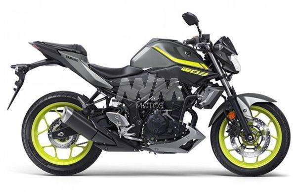 Moto <strong>yamaha</strong> Mt03 Abs 0km Muñoz Marchesi