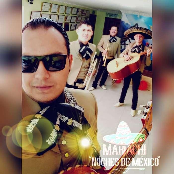 Mariachi Profesional San Rafael Llama Ya