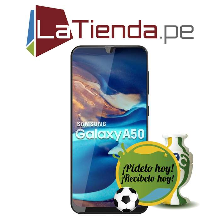 Samsung Galaxy A50 cámara para selfies de 25 MP
