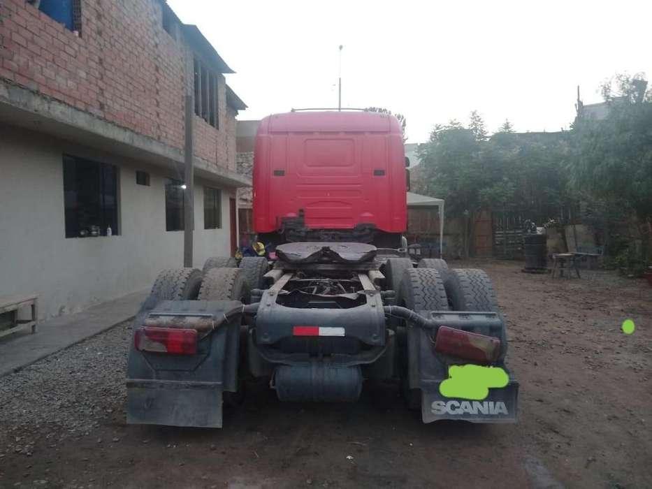 VENTA DE TRACTO SCANIA R400