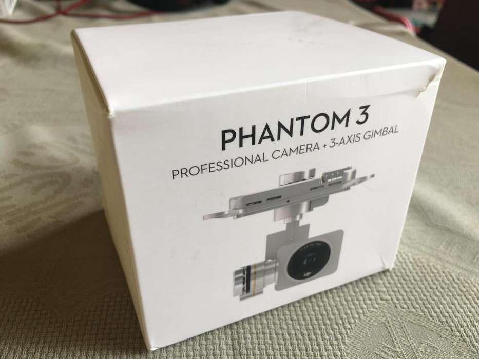 Cámara y Gimbal para Phantom 3 Profesional NUEVO !!!!!