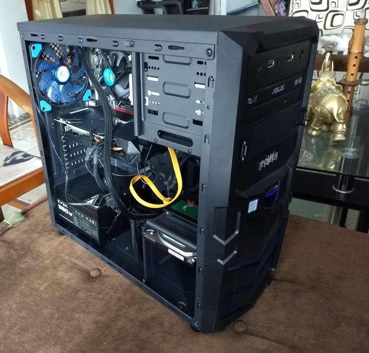 Pc Gamer Gtx 1060 6gb I5 8400 16gb Ram