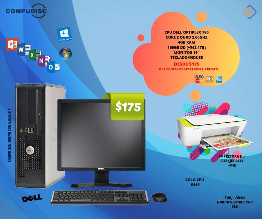 Precio de Computadoras Core 2 Quad tipo Core i5 en 115 computadoras core 2 quad tipo core i5 compudisc TF 2566030