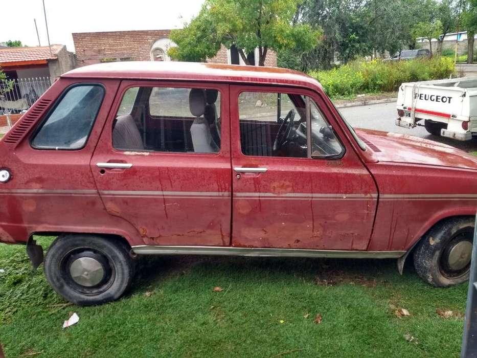 Renault R 6 1978 - 25540 km