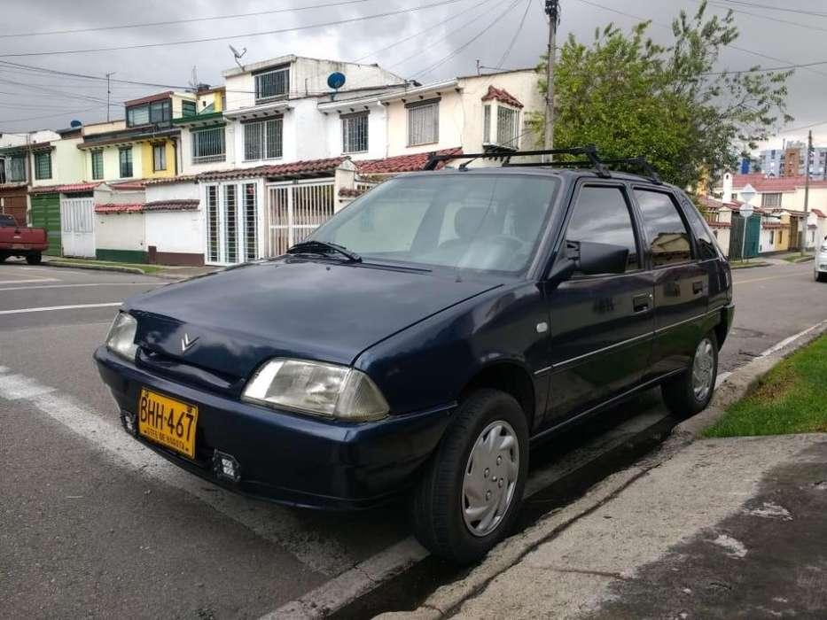 Citroen AX 1996 - 188142 km