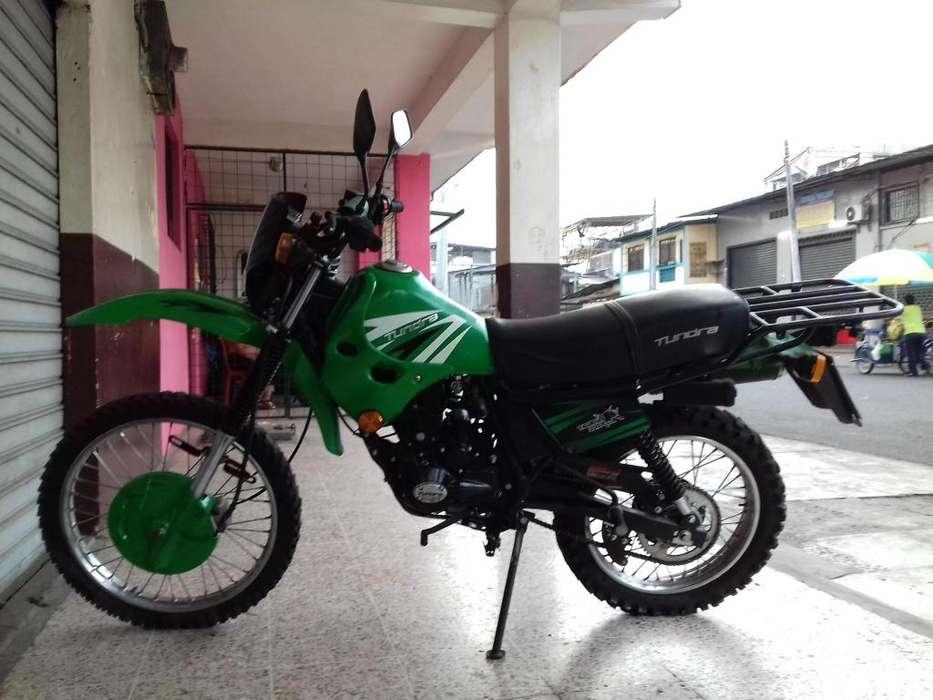 En venta Moto Tundra