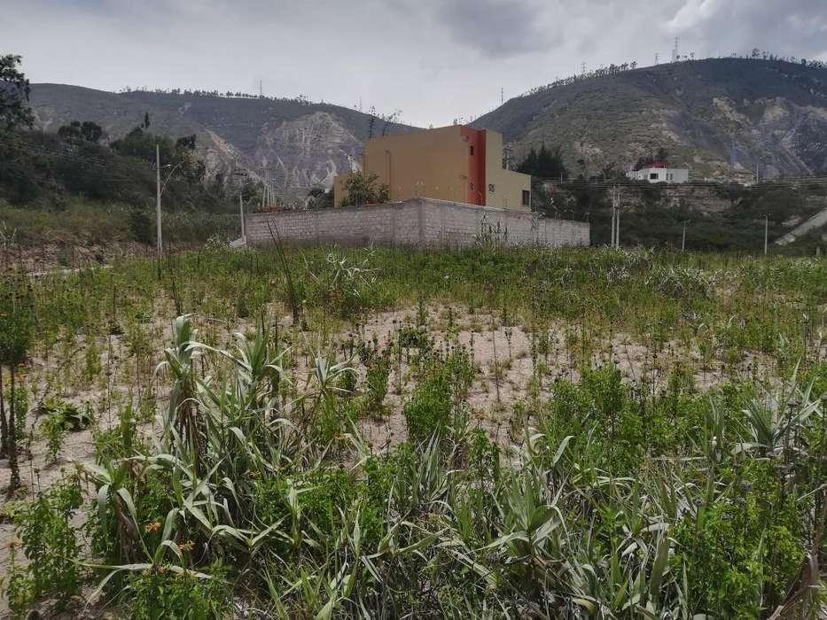 Terreno POMASQUI URB EL ROSARIO 817m2