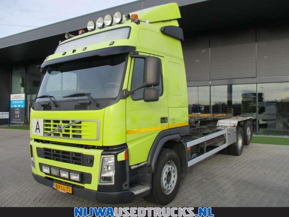 Volvo FM 440 Kabelsysteem Hydrauliek - To be Imported