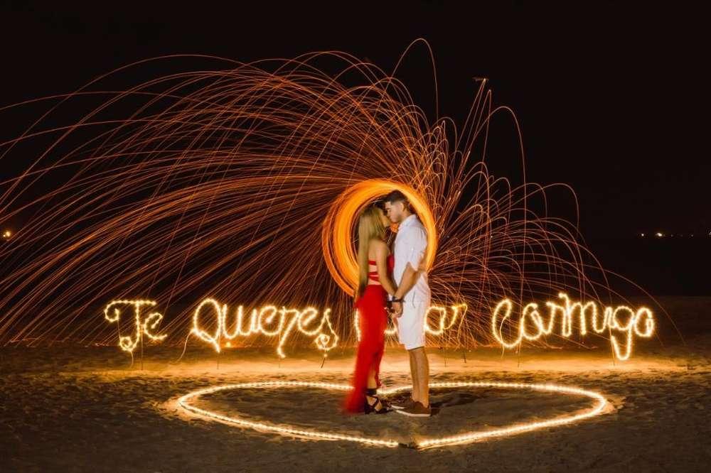Cena Romantica Pedida de Mano