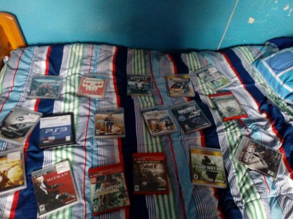 Coleccion de Juegos Ps3 vendo por unidad