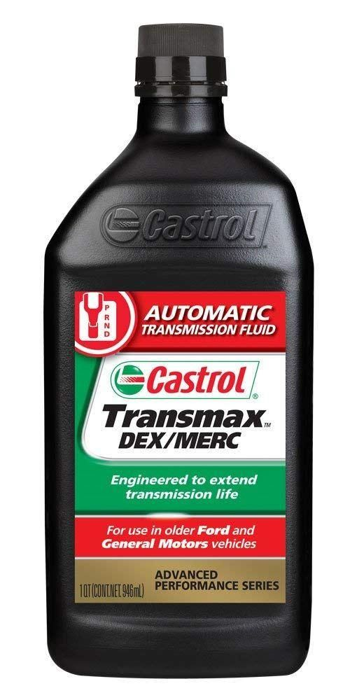 Lubricante Castrol Transmax DEX/MERC QT