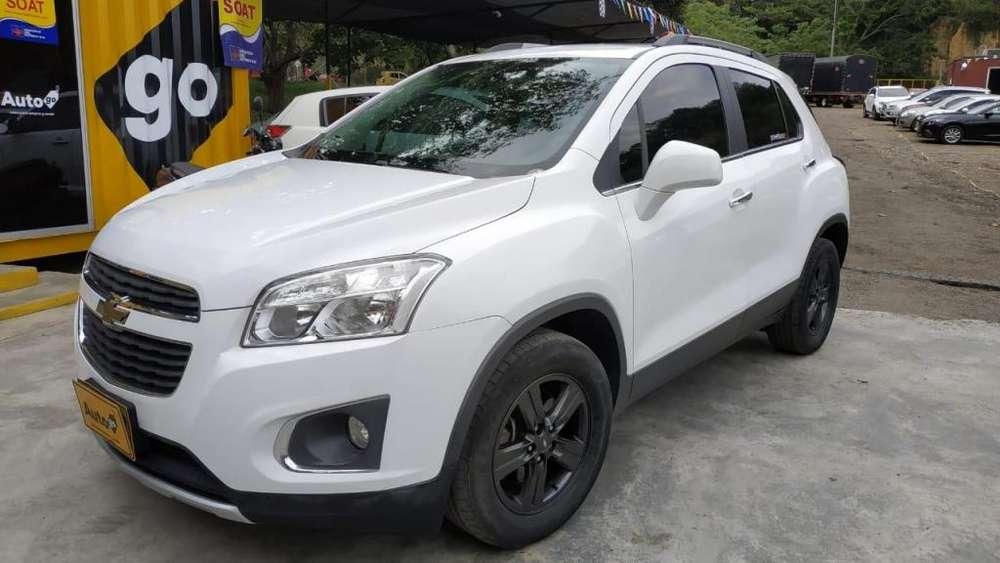 Chevrolet Tracker 2013 - 74800 km