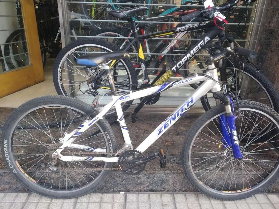Bici Aluminio Zenith Calea 26 Alivio