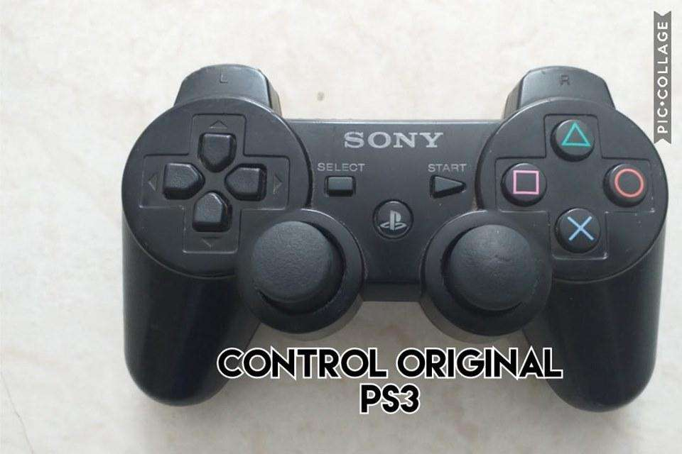 control para ps3 original con dualshock precio fijo