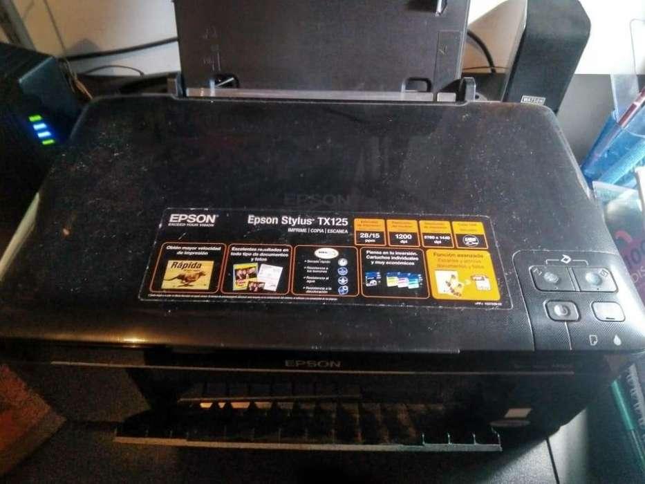 Vendo impresora EPSON (leer la descripcion)
