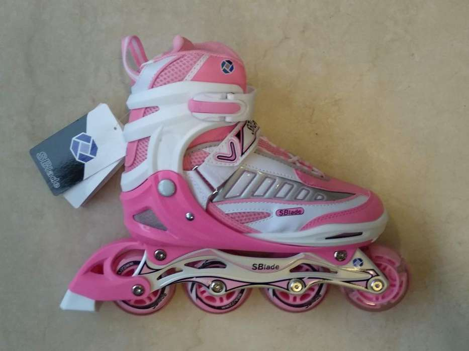 Rollers Sblade con Luces