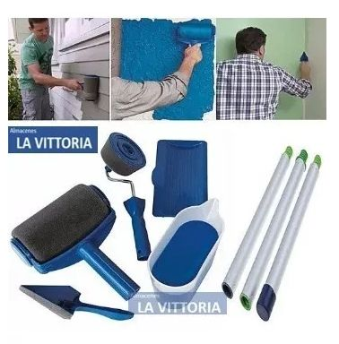 Resistente Rodillo De Pintura Paint Roller  Accesorios