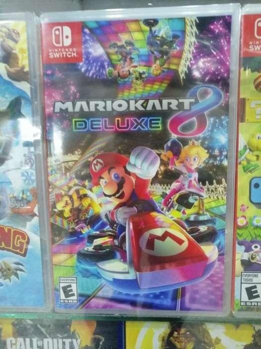 Juegos Nintendo Swicht