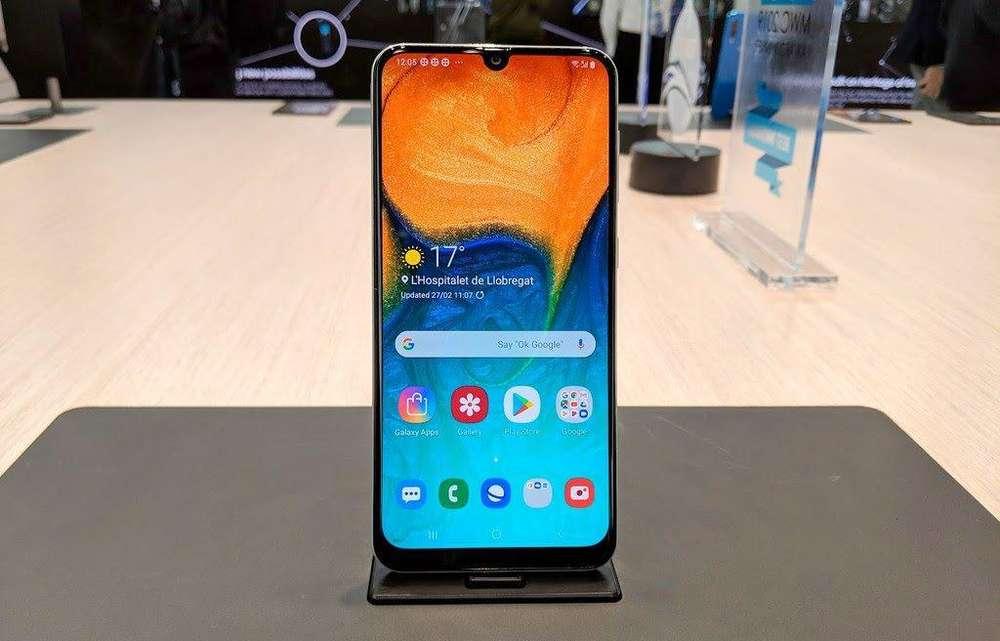 Cambio A30 Samsung