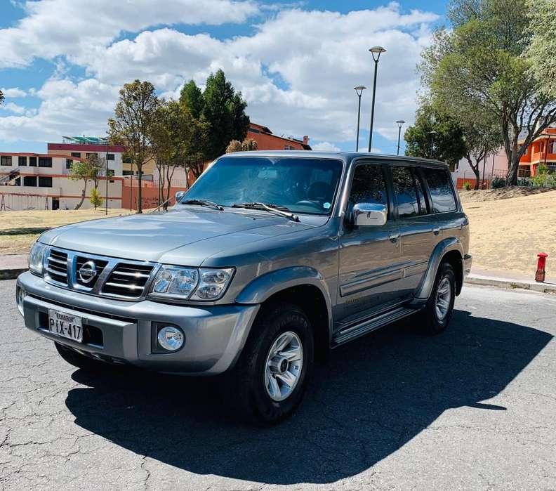 Nissan Patrol  2005 - 180000 km