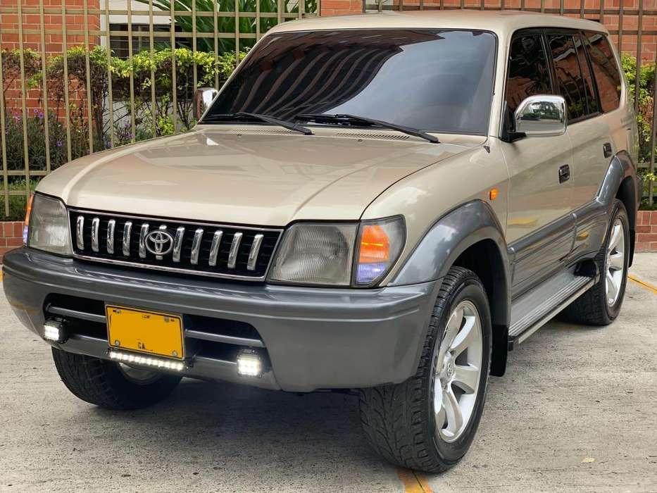 Toyota Prado 1999 - 170000 km