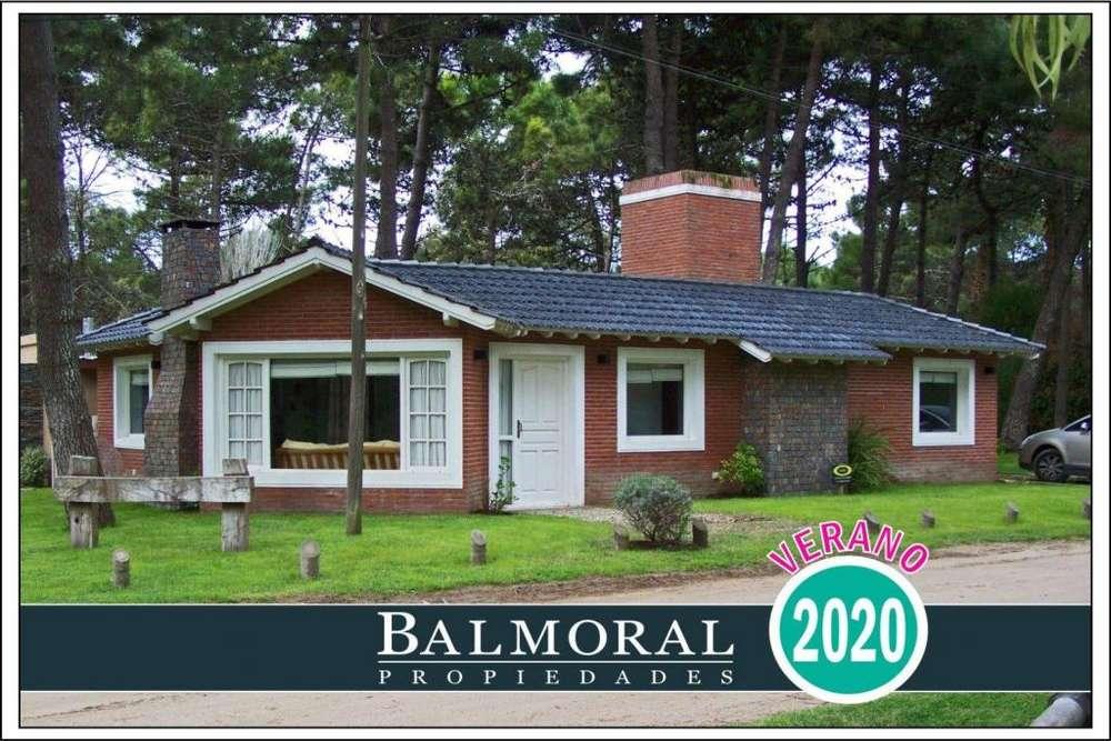 Ref: 8612 - Casa en Alquiler, Pinamar, Zona Lasalle