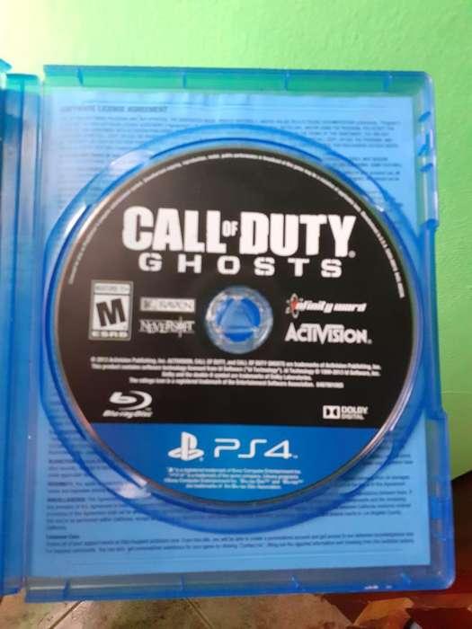 Juego Call Of Duty de Oferta