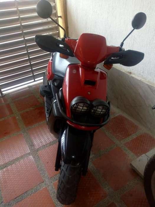 Moto Bwis 2t Modelo 2008 Papeles Al Dia