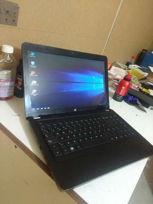 Hermosa Laptop Hp I3 Bien Rapida