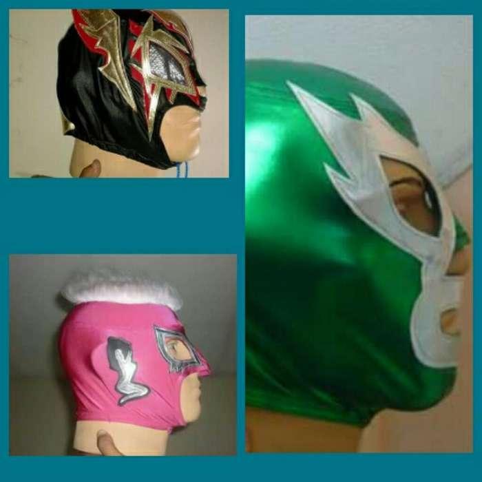 Mascaras Lucha Libre