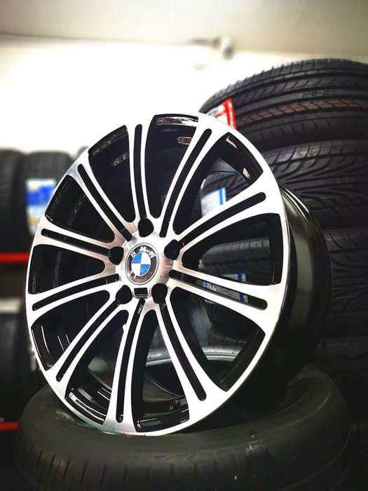 RINES DE LUJO RIN 18 BMW, 30 MODELOS A ELEGIR, ENVIOS A TODO EL PAIS