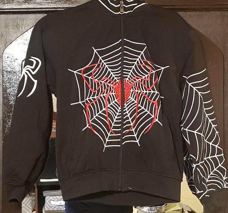 Casaca Spiderman