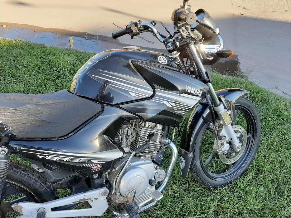 Vendo Yamaha Ybr Factor 2014 Hermosa