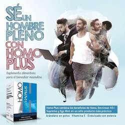 Homo Plus ideal Solo Para Hombre