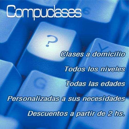 Curso clases computación informática a domicilio bahía blanca