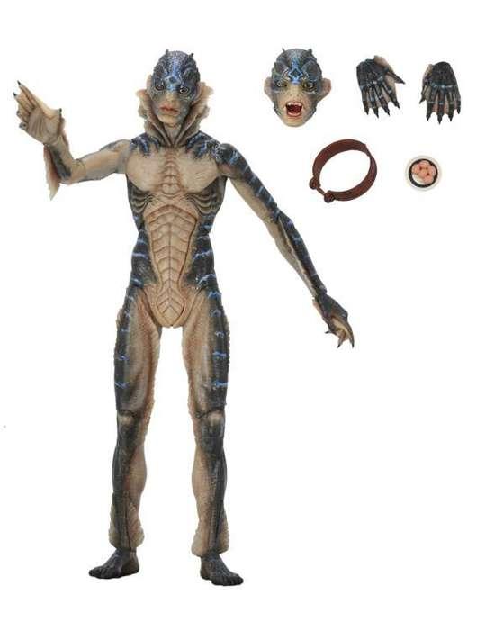 Figura Neca The Shape Of Water - Amphibian Man