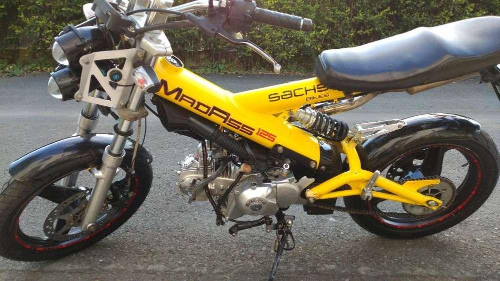 Se Vende Sachs Bike Madass Mod 2009