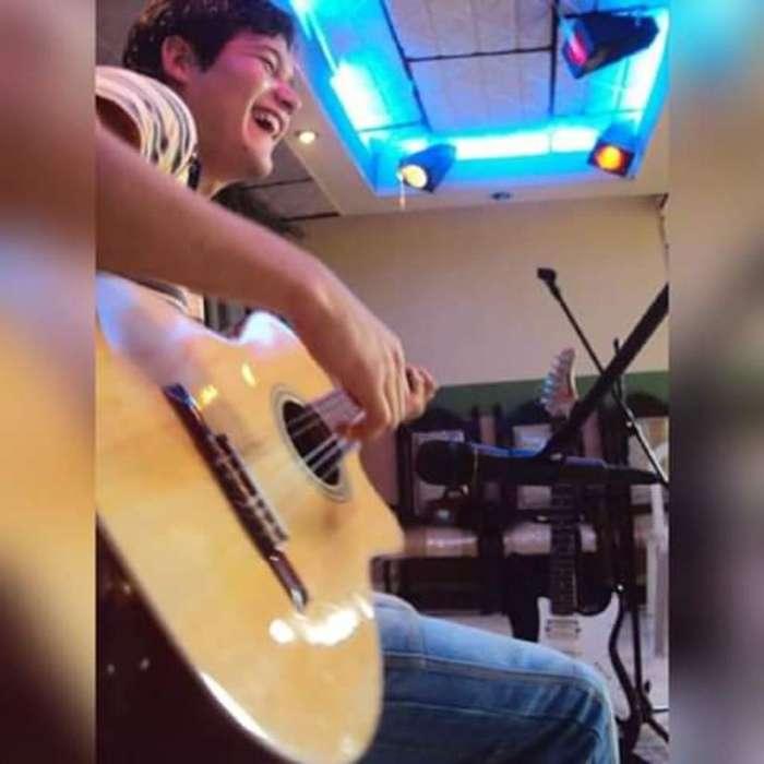 Clases de Guitarra Clasica Y Electrica