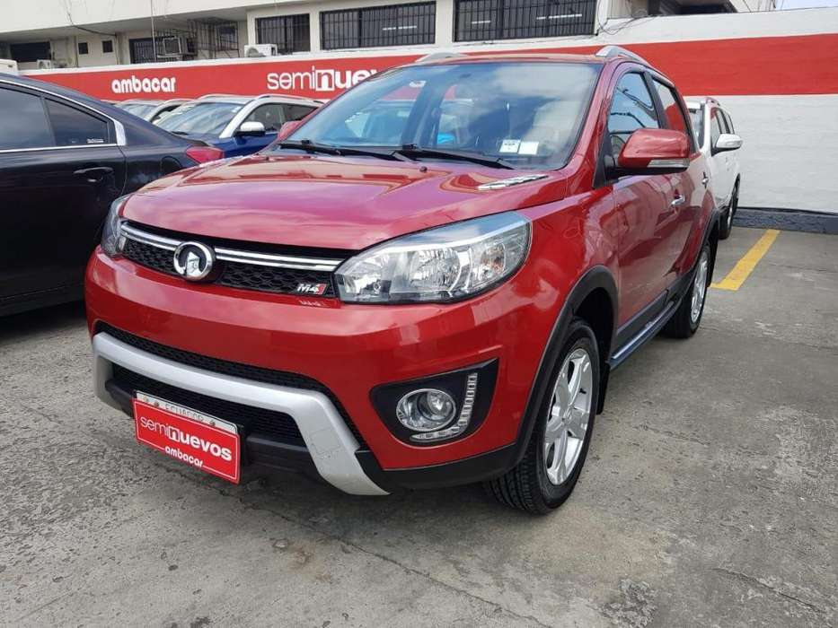 Great Wall M4 2018 - 32150 km