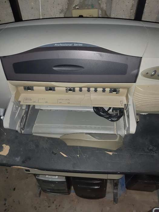 Impresora Hp 1220c