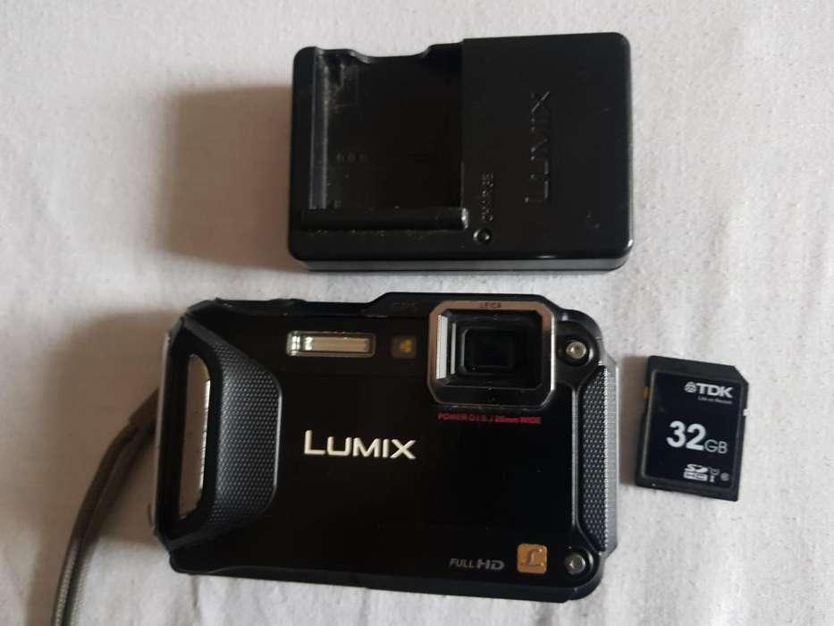 Panasonic Lumix DMCFT5 Tough Shock Waterproof WiFi GPS
