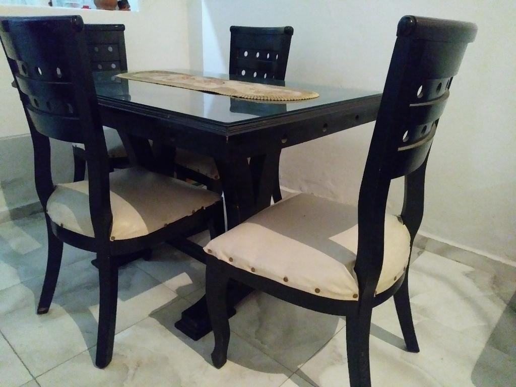 Vendo Mueble Y Comedor, Buen Precio - Barranquilla