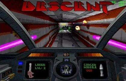 Descent 3D - Mac Macintosh