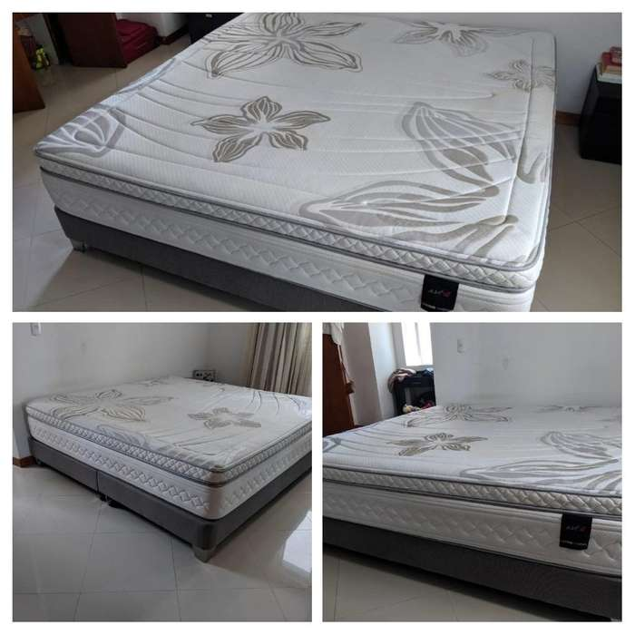 Oportunidad <strong>cama</strong> King Tipo Somier