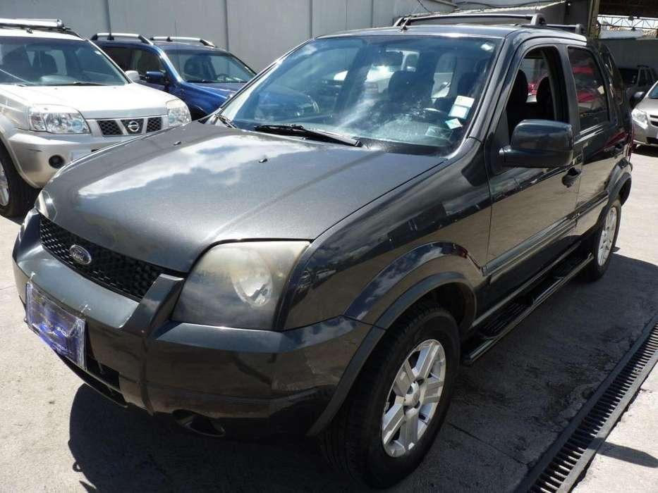 Ford Ecosport 2007 - 185109 km